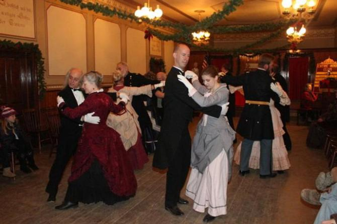 Victorian Christmas - Old Cowtown