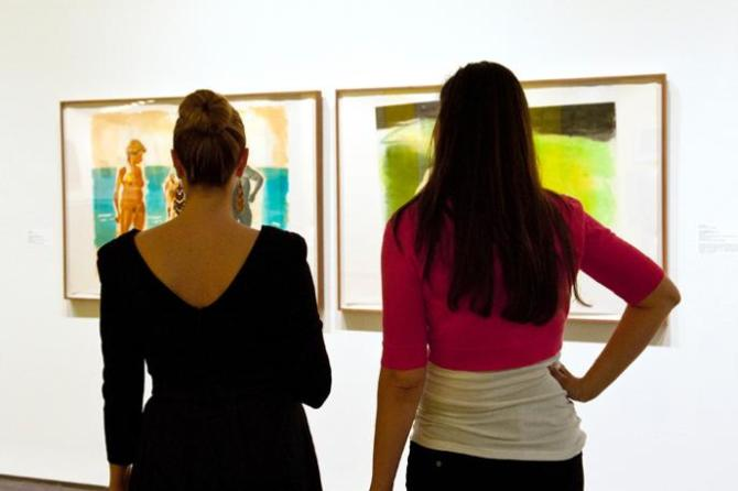 Final Friday at the Wichita Art Museum