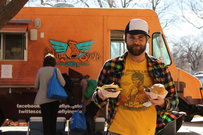 The Flying Stove - Food Truck
