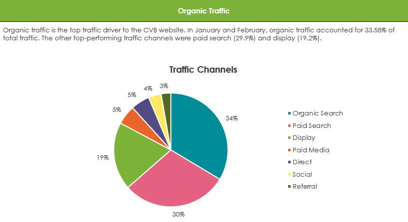 Website - Organic Traffic