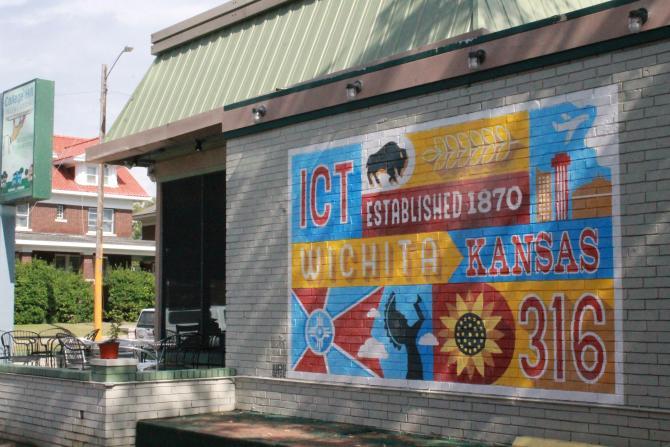 Wichita Kansas Community Mural