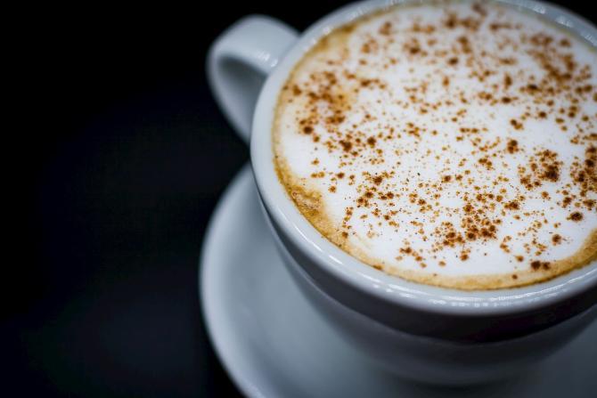 Fairmount Coffee Hot Chocolate