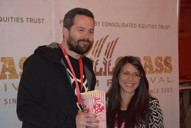 Grab the Popcorn at Tallgrass Film Festival