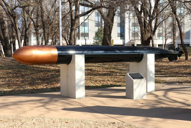 U.S. Navy Submarine Servicemen/USS Dorado Memorial, Veterans Memorial Park Wichita, KS