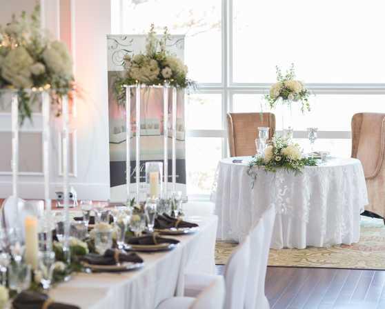 Wolferts Roost Bridal Shower in Ballroom