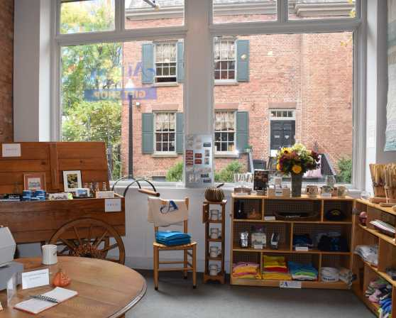 Discover Albany Visitor Center Gift Shop 2019