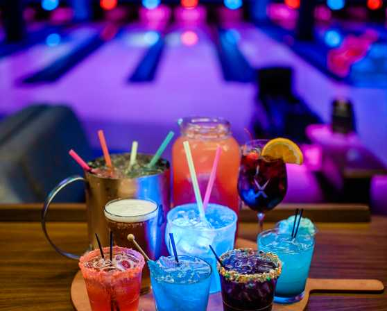 Drinks/Bowling