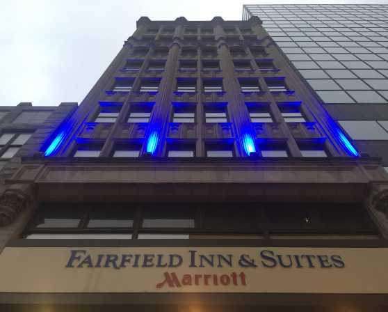 Fairfield Inn & Suites - Albany Downtown