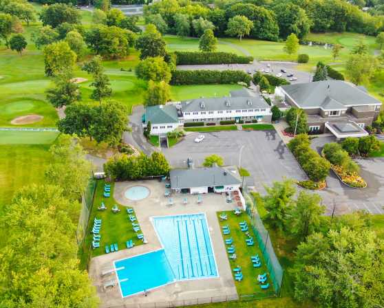 Wolferts Roost Clubhouse and Pool