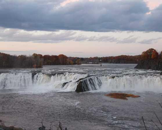 Cohoes Falls - Falls View Park