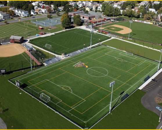 Plumeri Sports Complex - Outdoor Fields