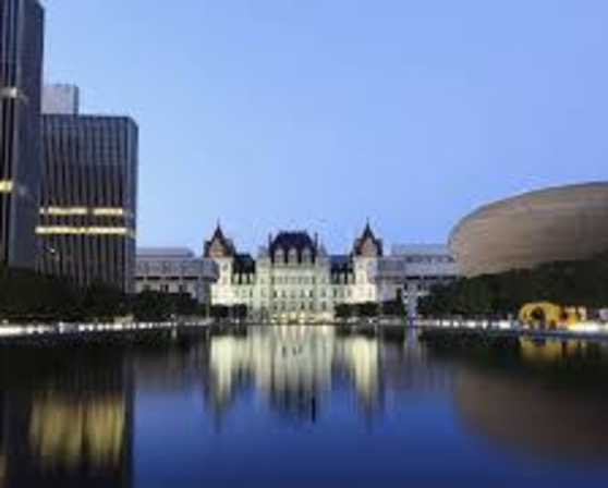 Plaza Meetings/Tours of Albany