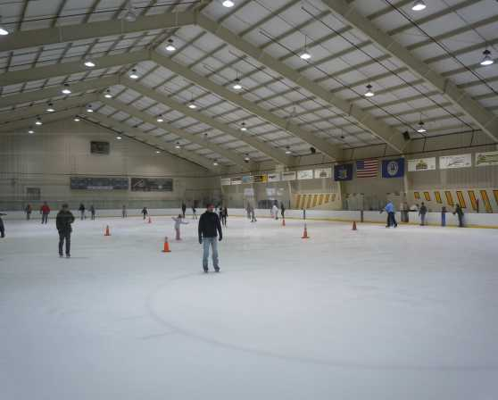 albany county hockey facility