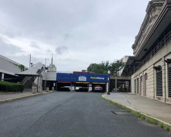 Riverfront Garage