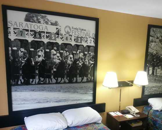 Newly Furnished room with 40