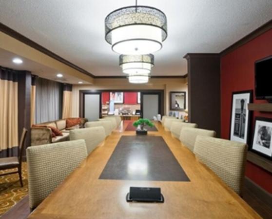 Community Table - Lobby Area