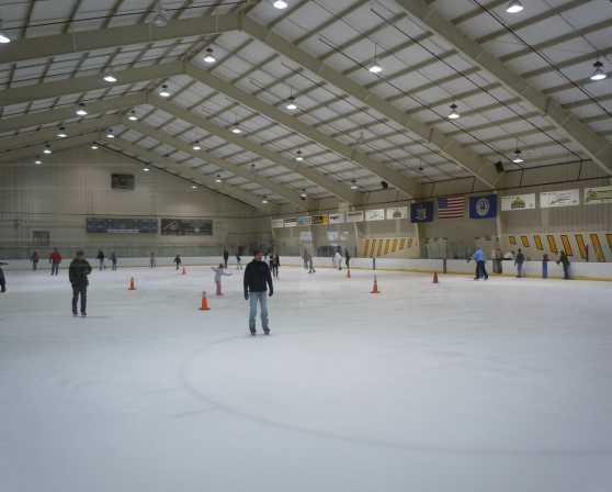 albany county hockey facility