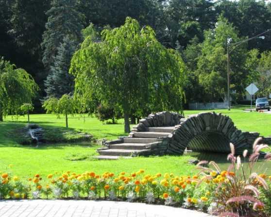 central park schenectady