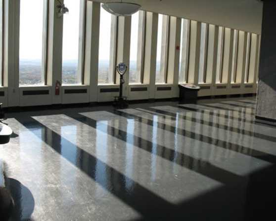 corning tower observation deck