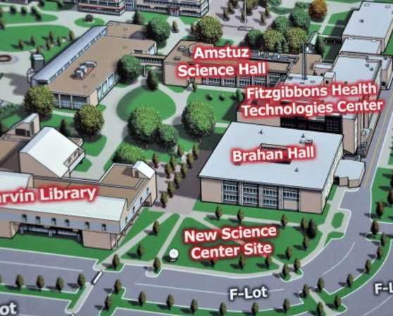 Hudson Valley Campus Map.Hudson Valley Community College Hvcc