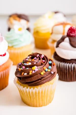 Cupcakes - Bubblecake