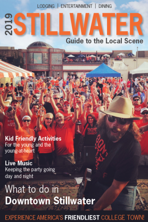 Visitor Guide Cover 2019
