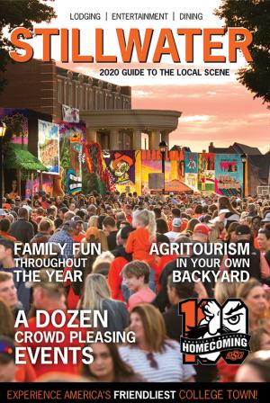 Visitor Guide Cover 2020