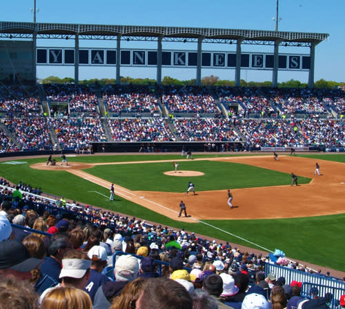 New York Yankees Spring Training