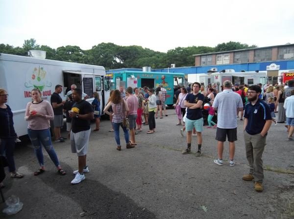 Food Trucks at Sons of Liberty