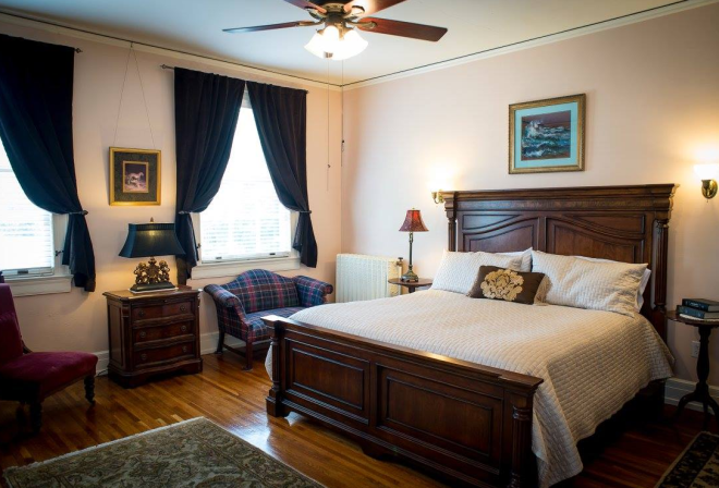 King George Inn B&B - Roanoke, VA