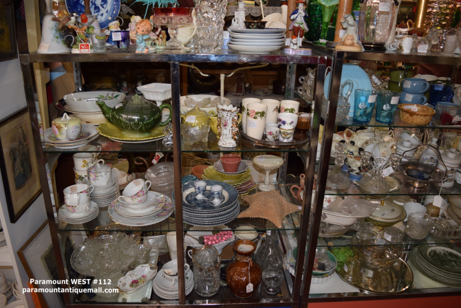 Find a hidden gem or special treasure at Paramount Antique Mall