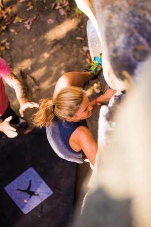 Stonefort Bouldering