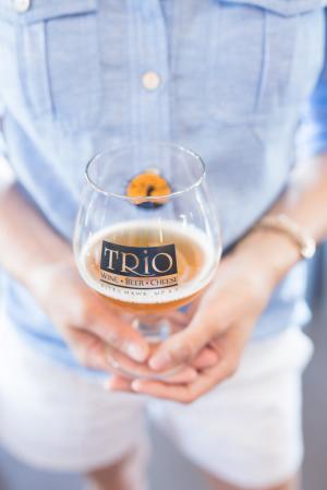 trio obx beer