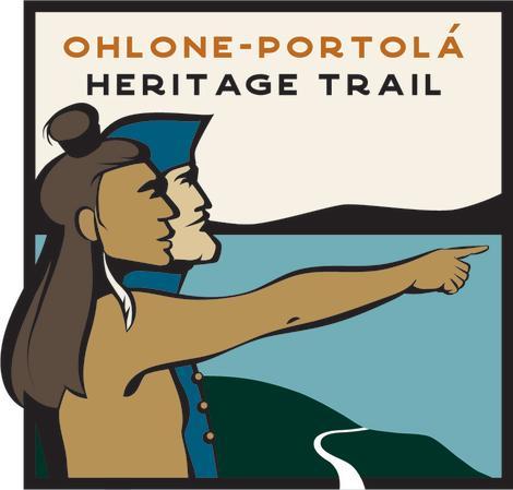 Ohlone-Portola Trail Logo