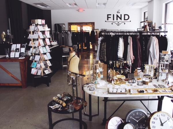 The Find - Shopping Boutique - Fort Wayne, Indiana