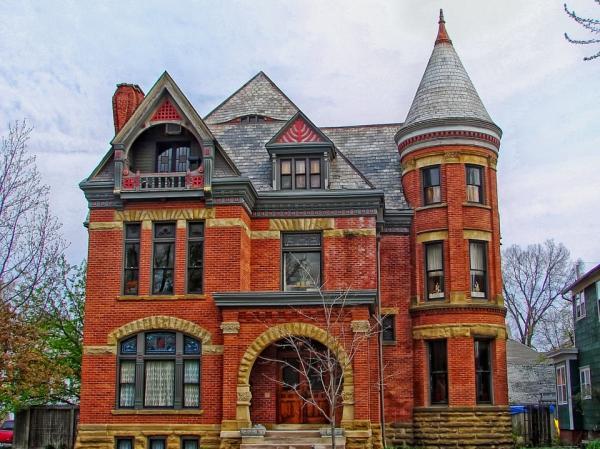 Fort Wayne House