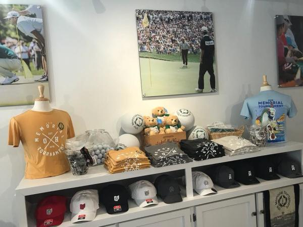 Golf Shop at Bridge Park Apparel