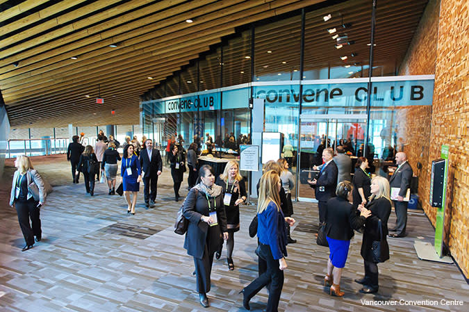 Spring in Vancouver: Grab A Deal (Delegates)