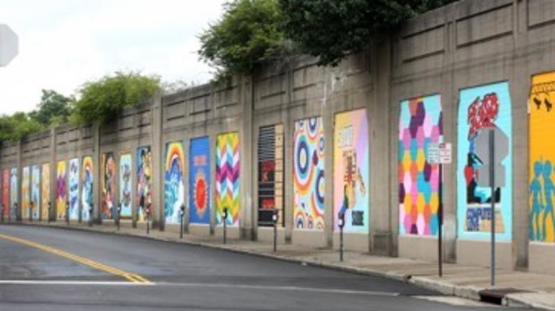 Funk Murals