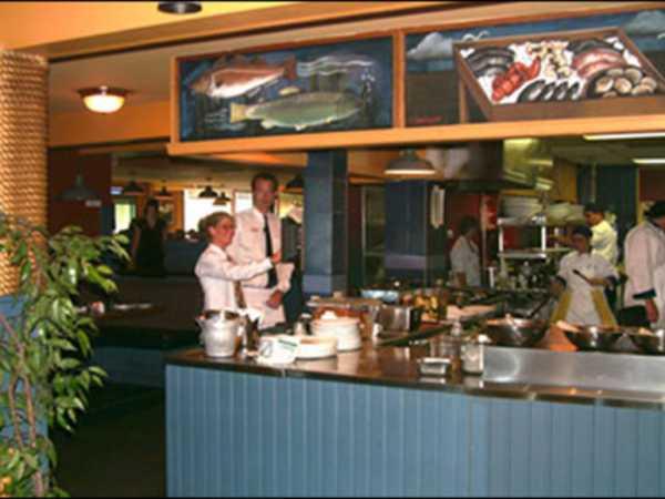 Boathouse Restaurant Richmond - image1