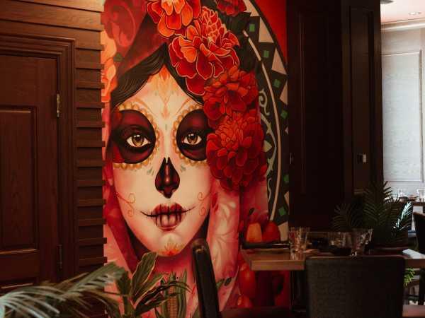 Ophelia Mural