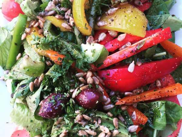 Bambo Salad