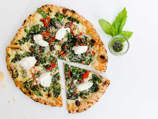 Ignite Pizzeria Fresh Ricotta