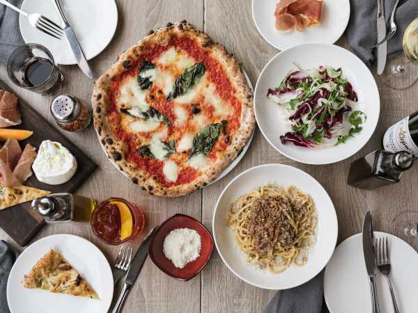 Authentic Italian fare