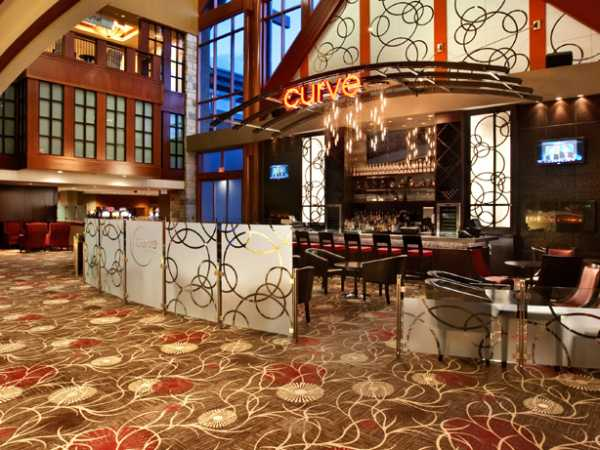 Curve Lounge - River Rock Casino Resort