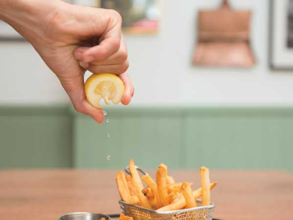 Ale Battered Fish & Chips
