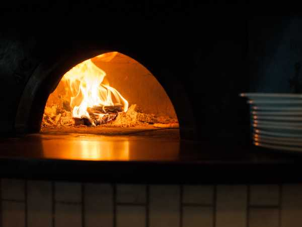Authentic Neapolitan Wood Oven