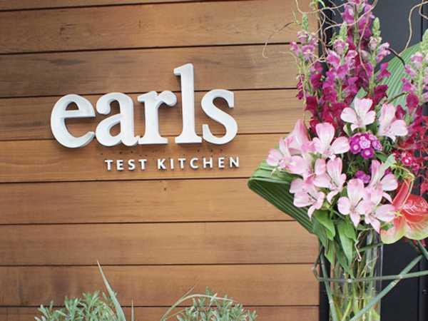 Earls Kitchen & Bar- Test Kitchen