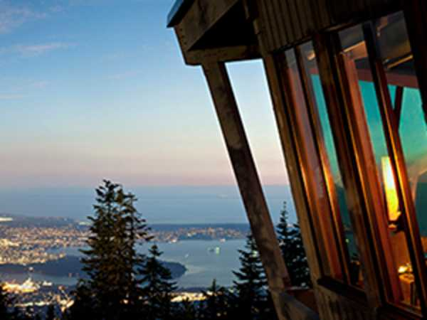 The Observatory - Grouse Mountain