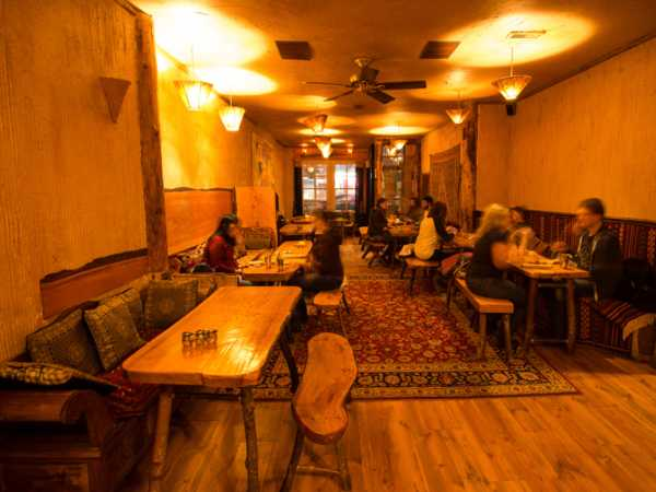 East is East, Chai Lounge - Broadway